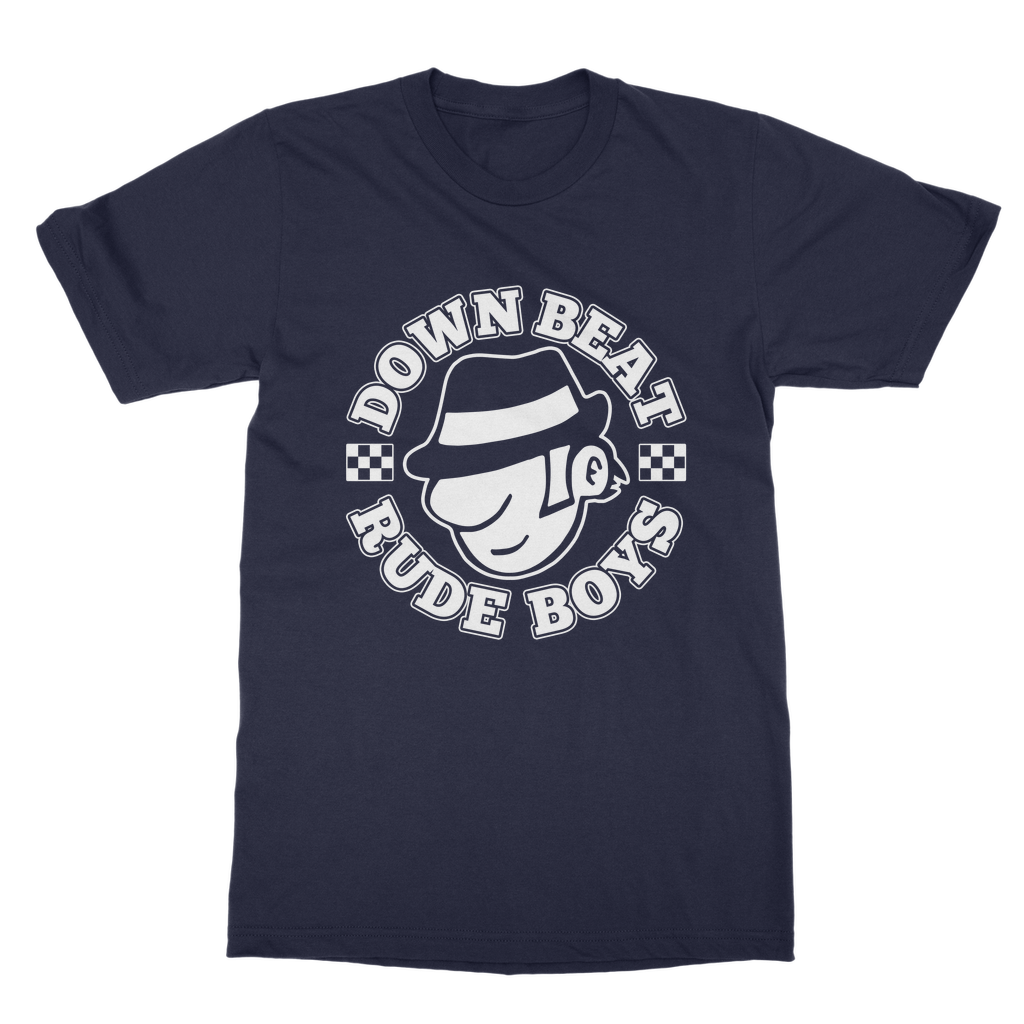 Down Beat Rude Boys T-Shirt
