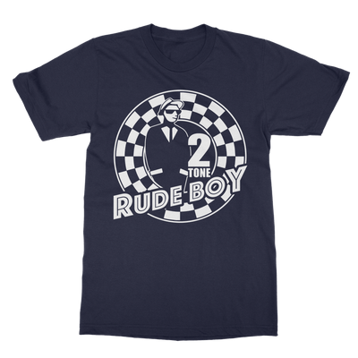 2 Tone Rude Boy T-Shirt
