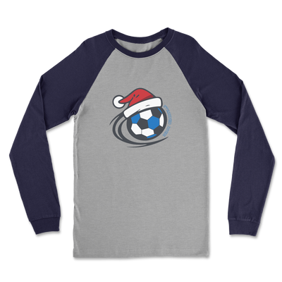 Scottish Football Christmas Classic Raglan Long Sleeve Shirt