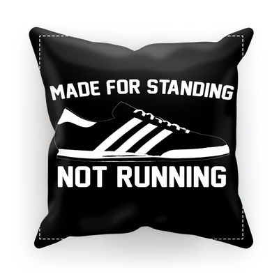 Limited edition made for standing cushion cover