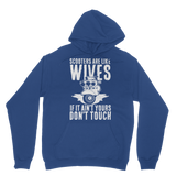 Scooters And Wives Hoodie