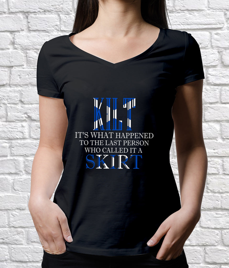 Dont Call it a Skirt T-Shirt