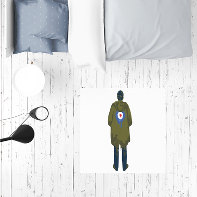 Quadrophenia Inspired Sublimation Mat