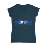 Scottish Slang Fannybaws T-Shirt