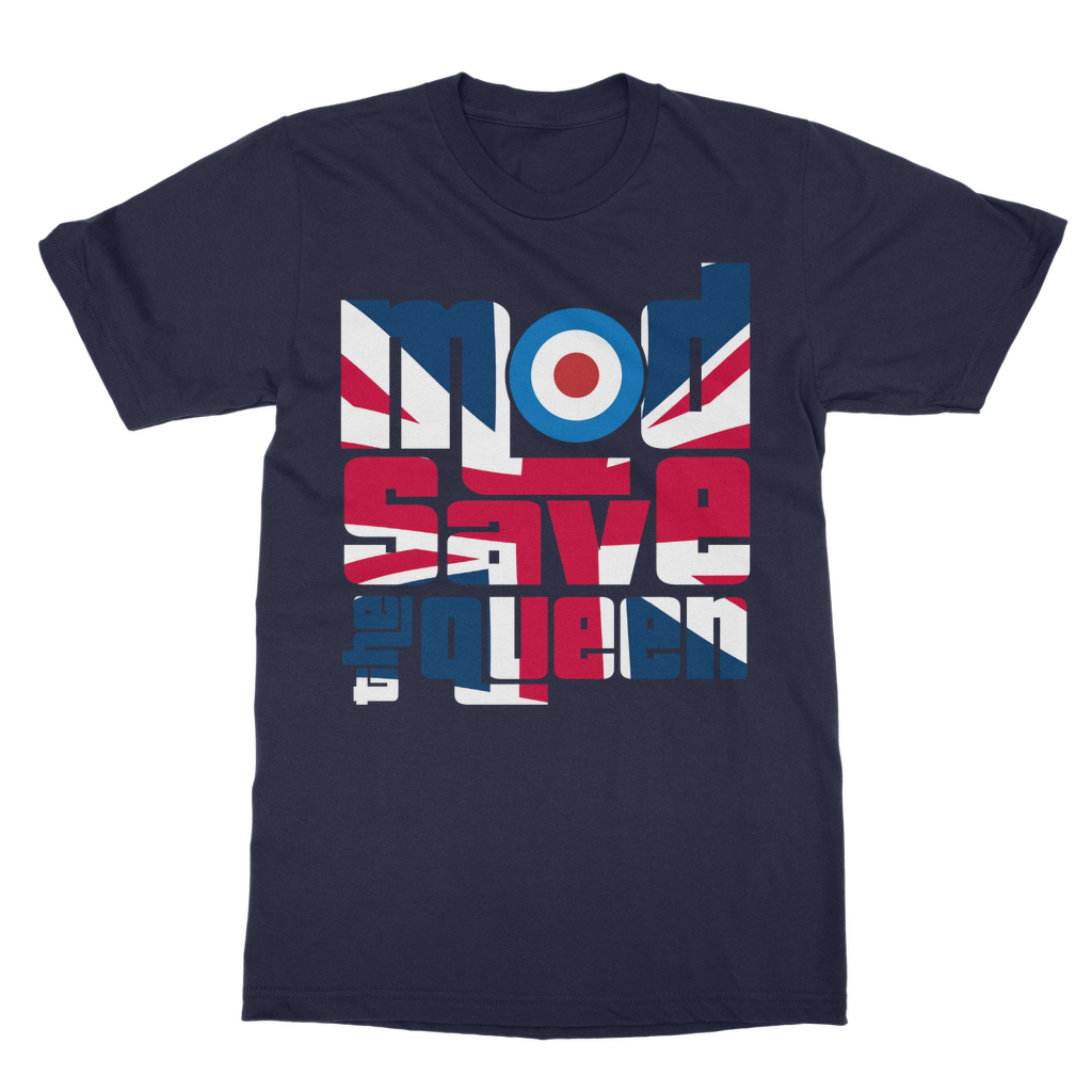 Limited Edition Mod Save The Queen T-Shirt
