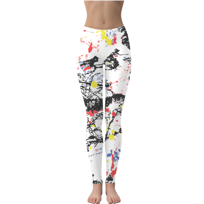 Roses aop cushion Leggings