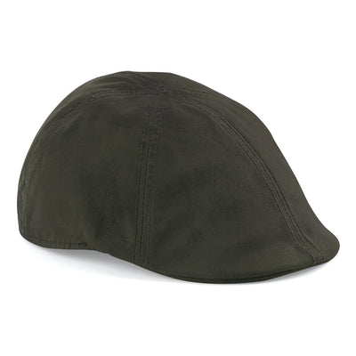 Hat - Waxed Flat Cap