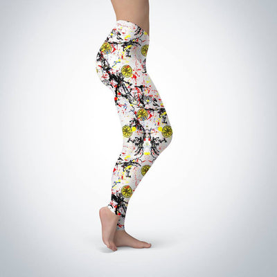Leggings - Stone Roses Inspired Leggings