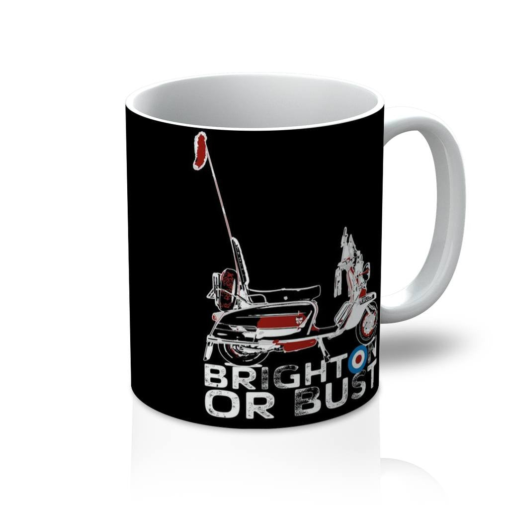 Mug - Brighton Or Bust Mug