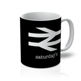 Mug - British Rail Saturdays Mug