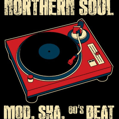 Mug - Northern Soul 60's Beat Mug