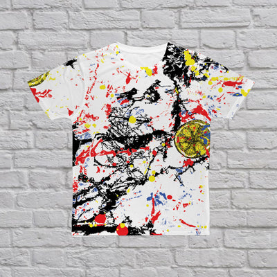 roses Classic Sublimation Adult T-Shirt
