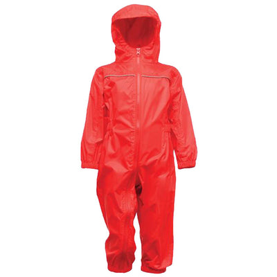 Kids Regatta Unisex Breathable Rain Suit