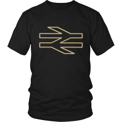 T-shirt - Limited Edition British Rail Logo T-shirt
