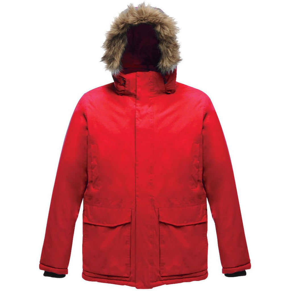 Mens Regatta Ice Storm Parka TRA382