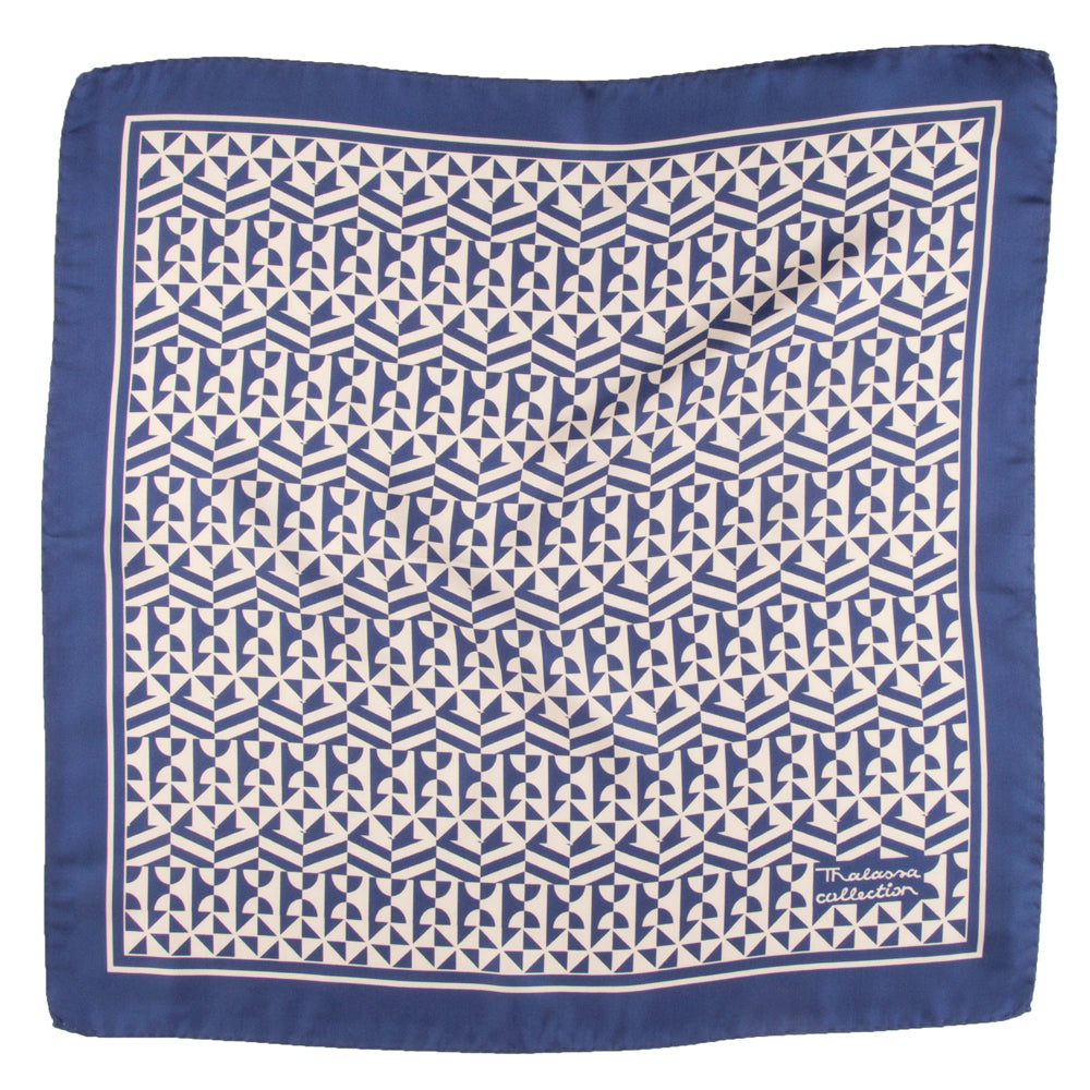 HIOS BANDANA/POCKET SQUARE - Thalassa Collection