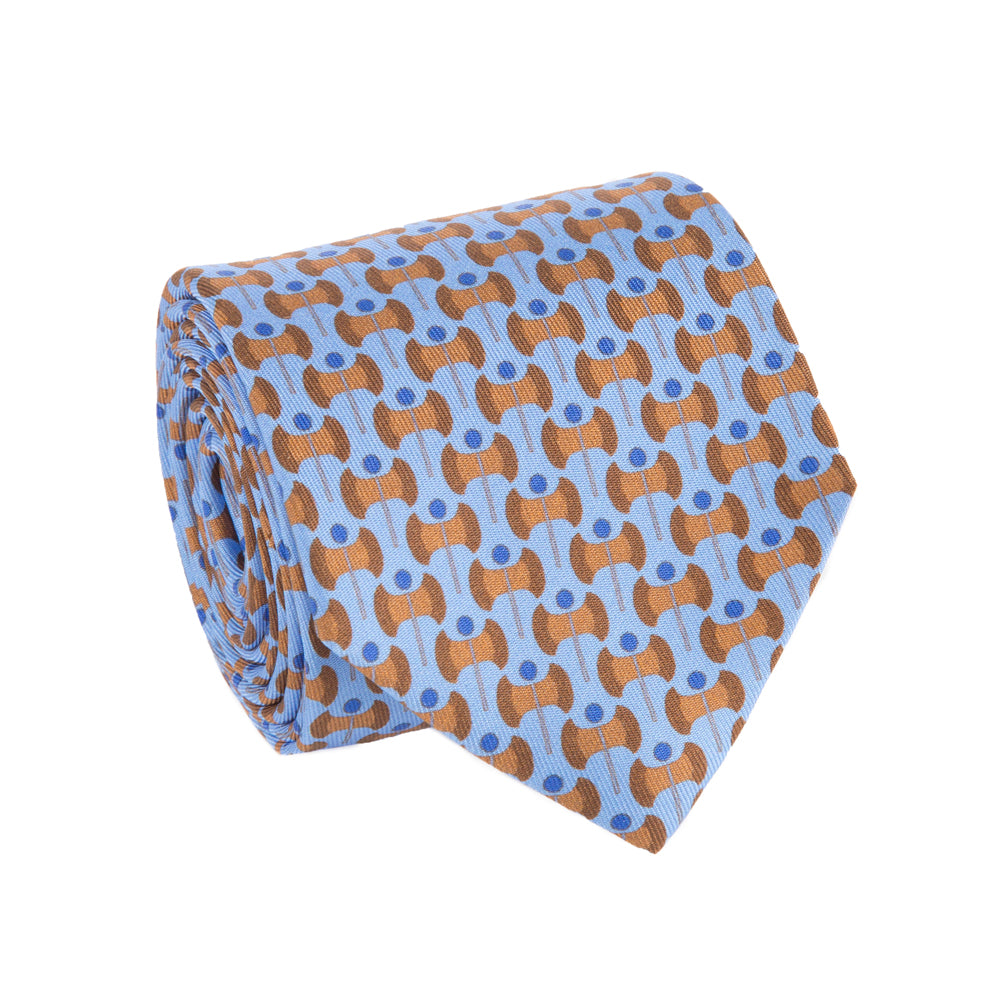 CRETAN AX TIE - Thalassa Collection