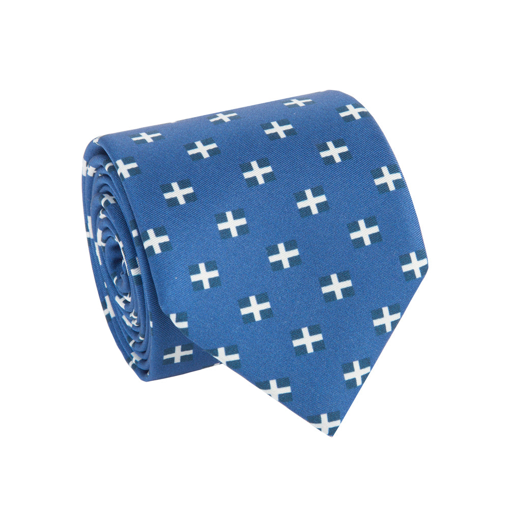FLAG I TIE - Thalassa Collection