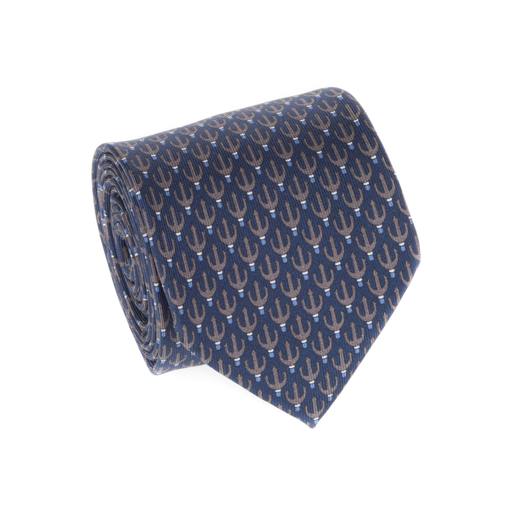 TRIDENT TIE - Thalassa Collection