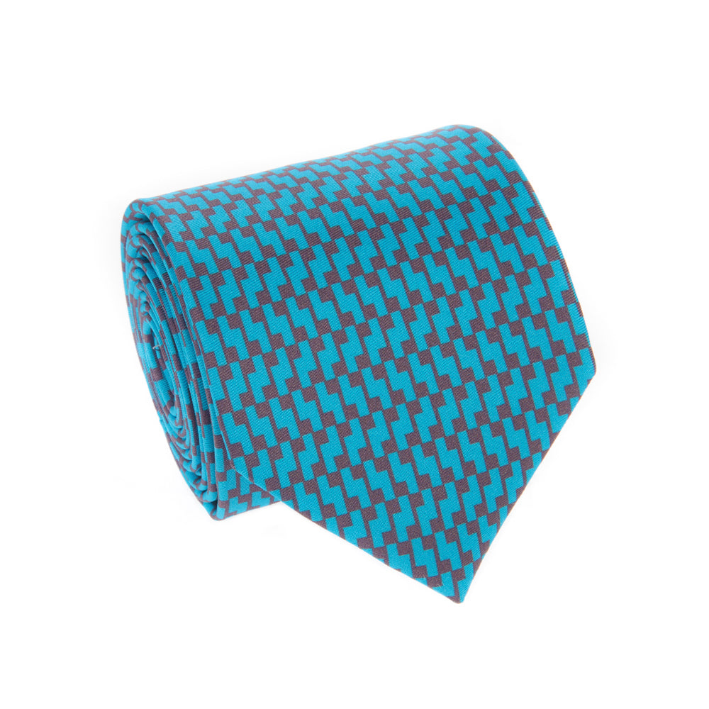 GEOMETRIC TIE - Thalassa Collection
