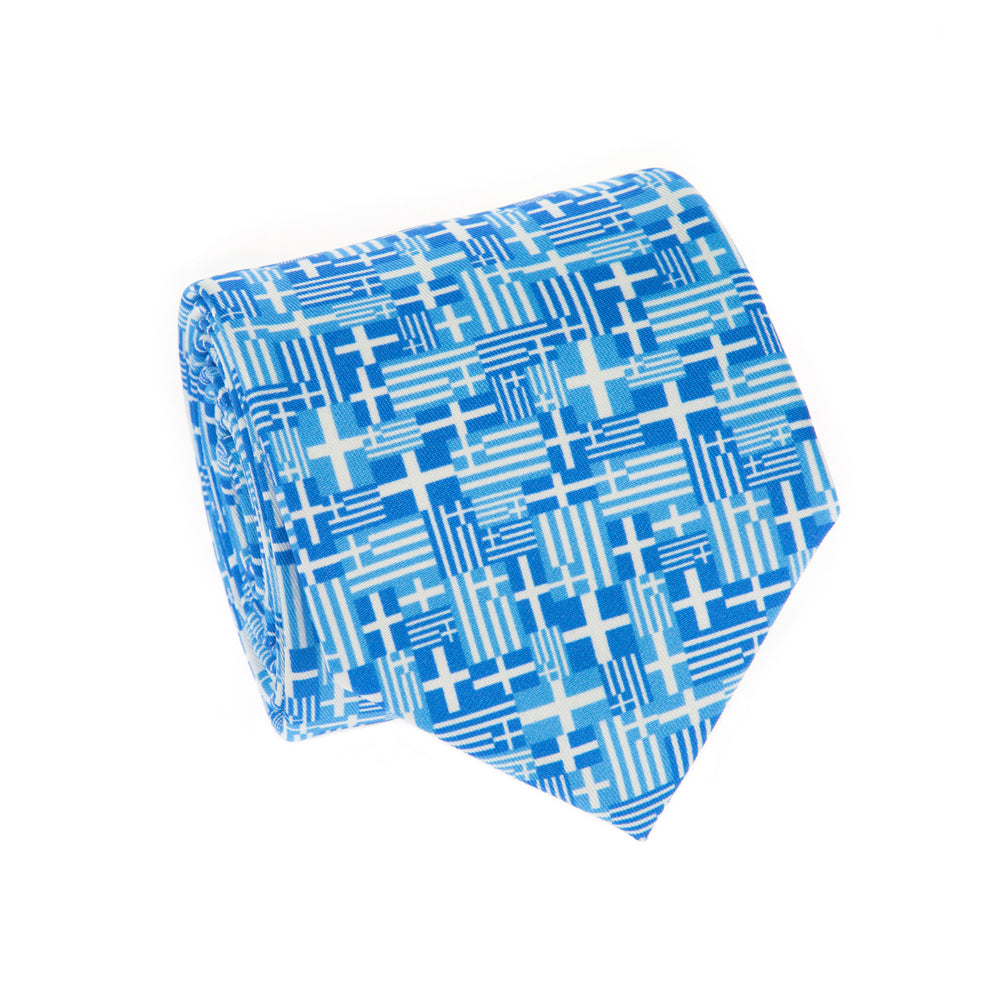 FLAG II TIE - Thalassa Collection