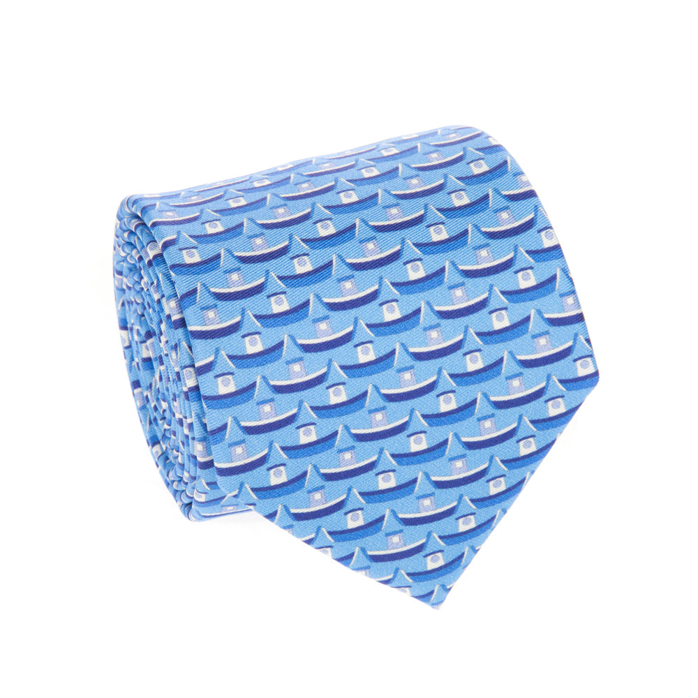 CAIQUE TIE - Thalassa Collection
