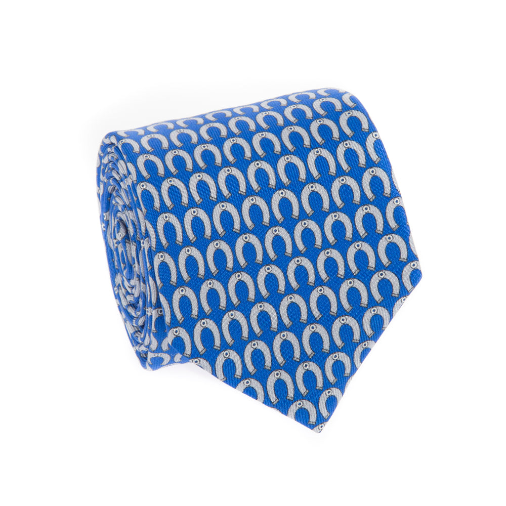 HORSESHOES TIE - Thalassa Collection