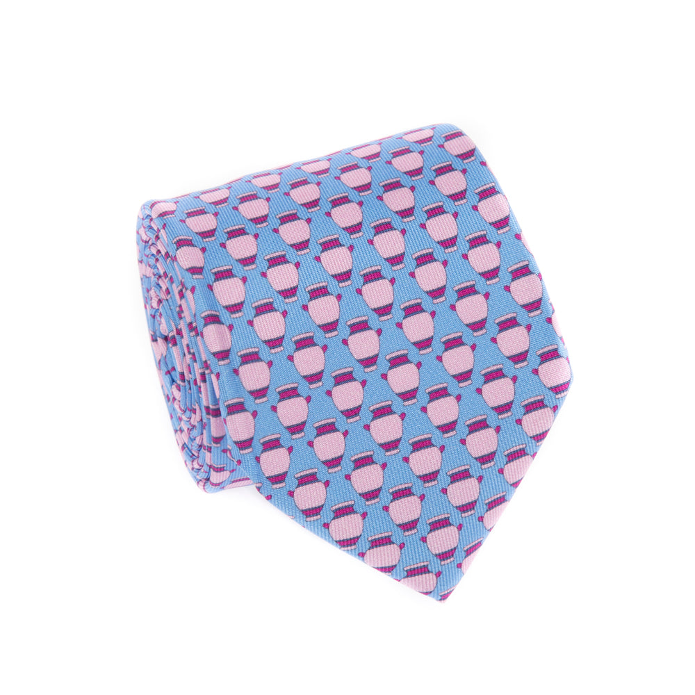 AMPHORAE TIE - Thalassa Collection