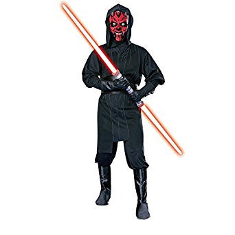 Phantom Menace Adult Darth Maul Costume