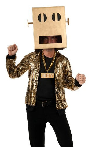Lmfao Party Rock Anthem Shuffle Bot Headpiece