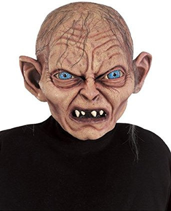 Lord Of The Rings Gollum Overhead Adult Mask