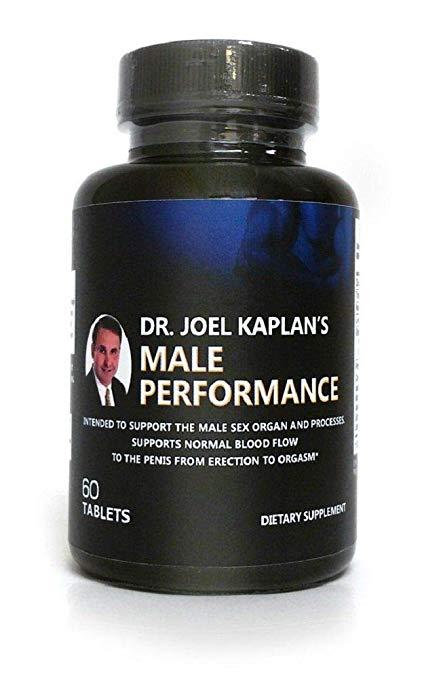 Dr. Kaplan's Male Performance Supplements 60 Tablets