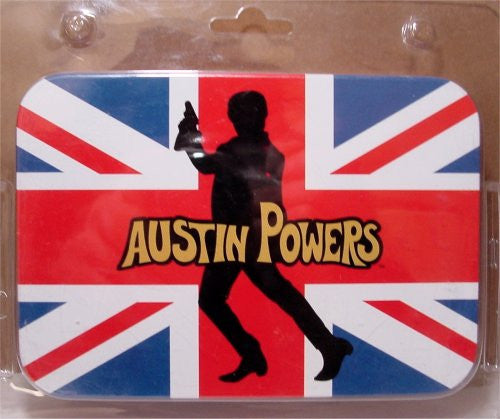 Austin Powers Playing Cards - Two Deck Set