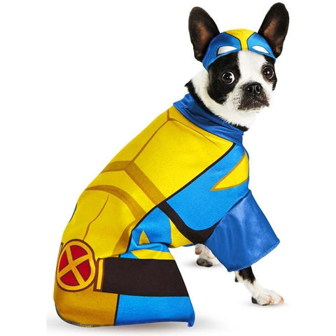 Wolverine Superhero Dog Costume