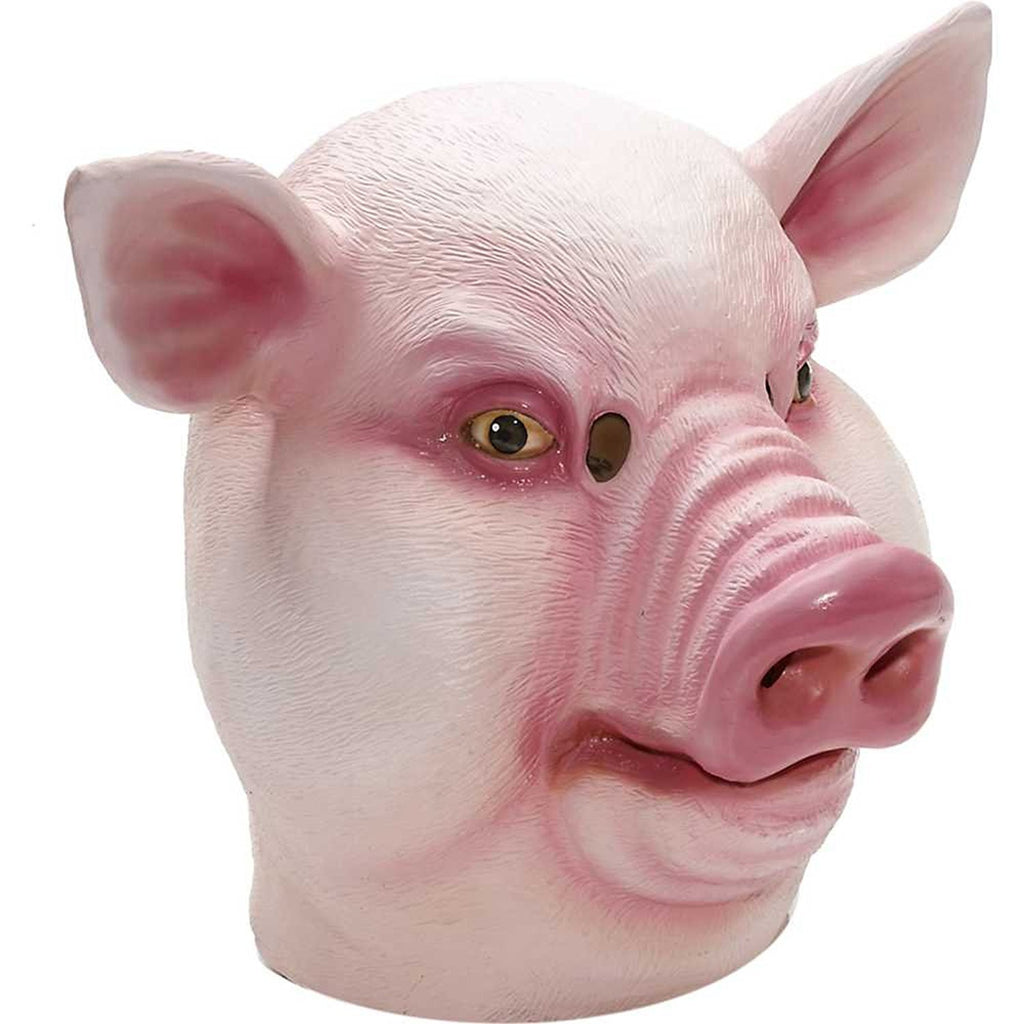Adult Latex Pig Mask