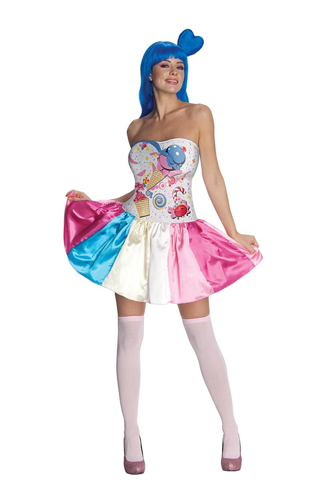 Secret Wishes Katy Perry Candy Girl Costume