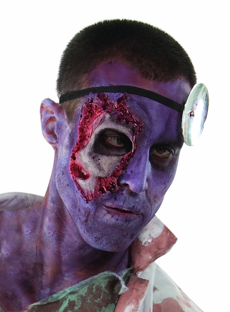 The Walking Dead Socket To Me Latex Mask Appliance
