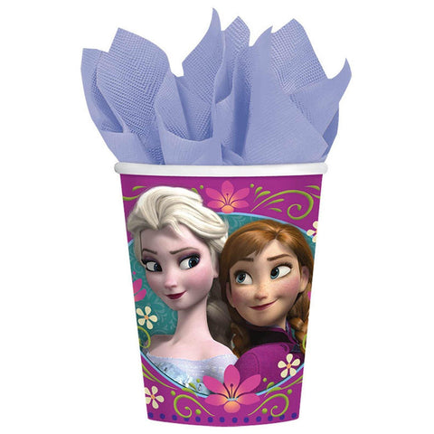 Disney Frozen Paper Cups 9oz, 8ct