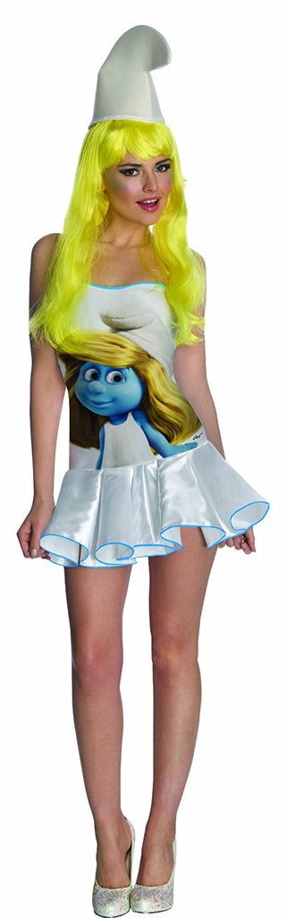 The Smurfs Sexy Smurfette Costume Dress