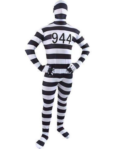 Adult Prisoner Skin Suit