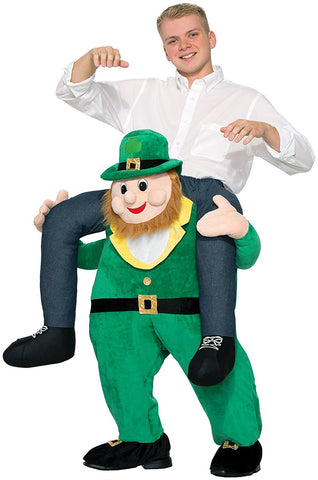 Forum Novelties Men's Once Upon A Leprechaun Costume