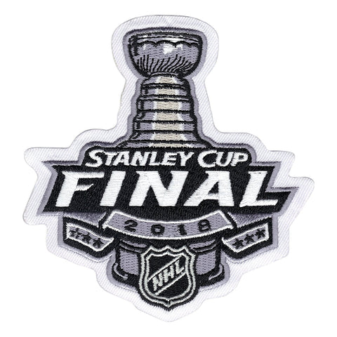 2018 NHL Stanley Cup Final Jersey Patch