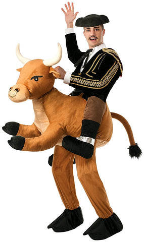 Forum Novelties Men's Ride A Bull Costume