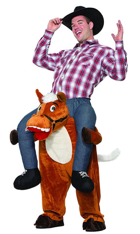 Forum Men's Horse Back Ride-on Deluxe Costume