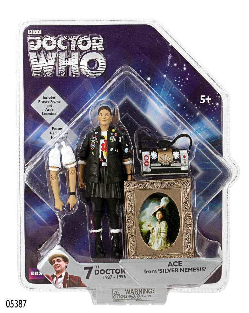 Doctor Who Ace - 7th Doctor Companion From Silver Nemesis