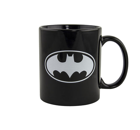 DC Comics Glow in The Dark Bat Signal Mug