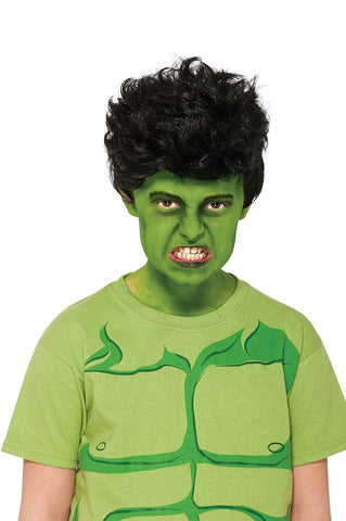 Marvel Incredible Hulk Child Wig