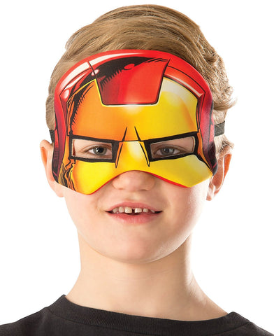 Marvel Universe Iron Man Child Plush Eye Mask