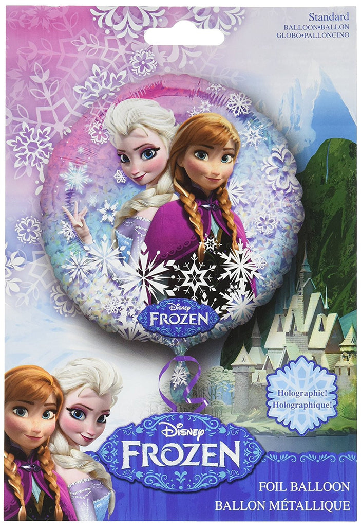 "Frozen Holographic 18"" Foil Party Balloon"