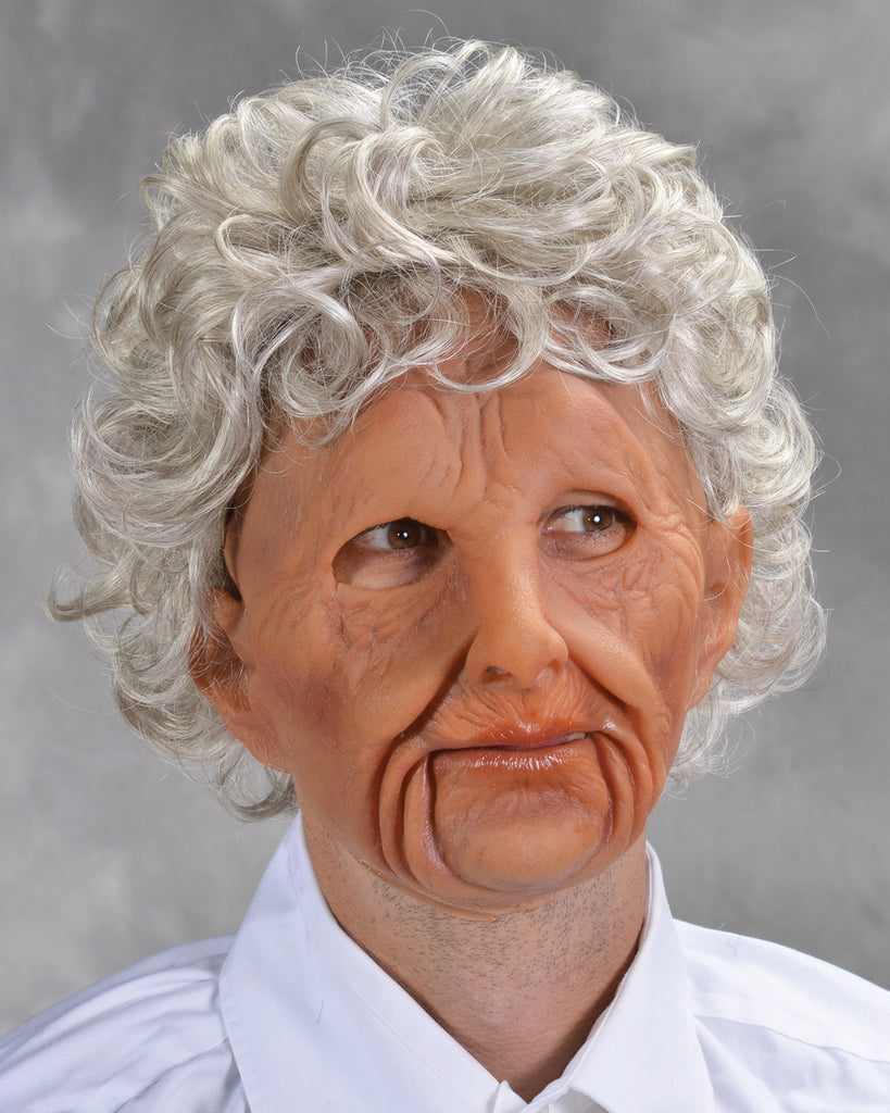 Zagone Studios Supersoft Old Woman Mask